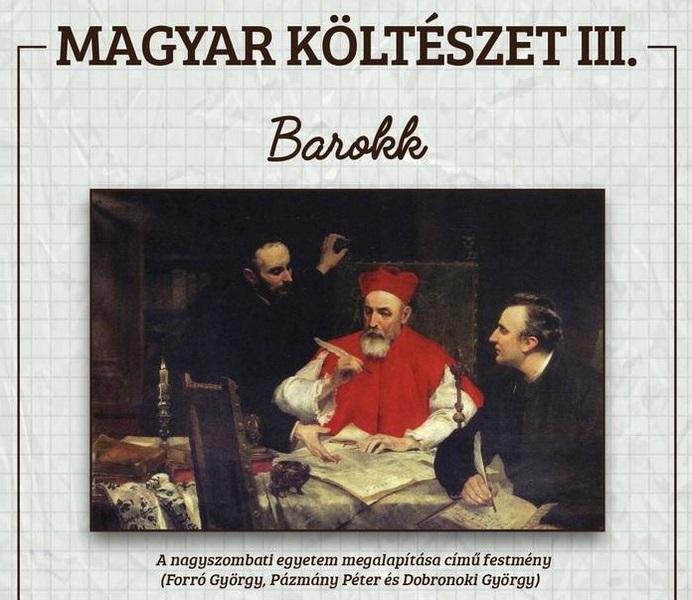 Magyar költészet III – Barokk