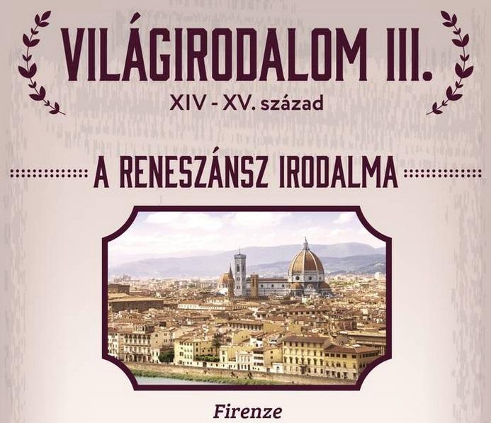 Világirodalom III – A reneszánsz irodalma