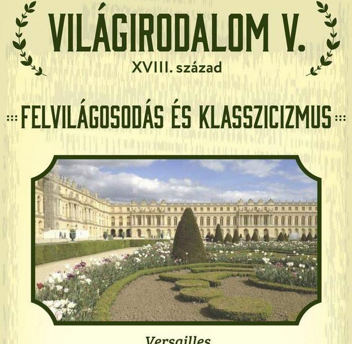 Világirodalom V – Felvilágosodás és klasszicizmus