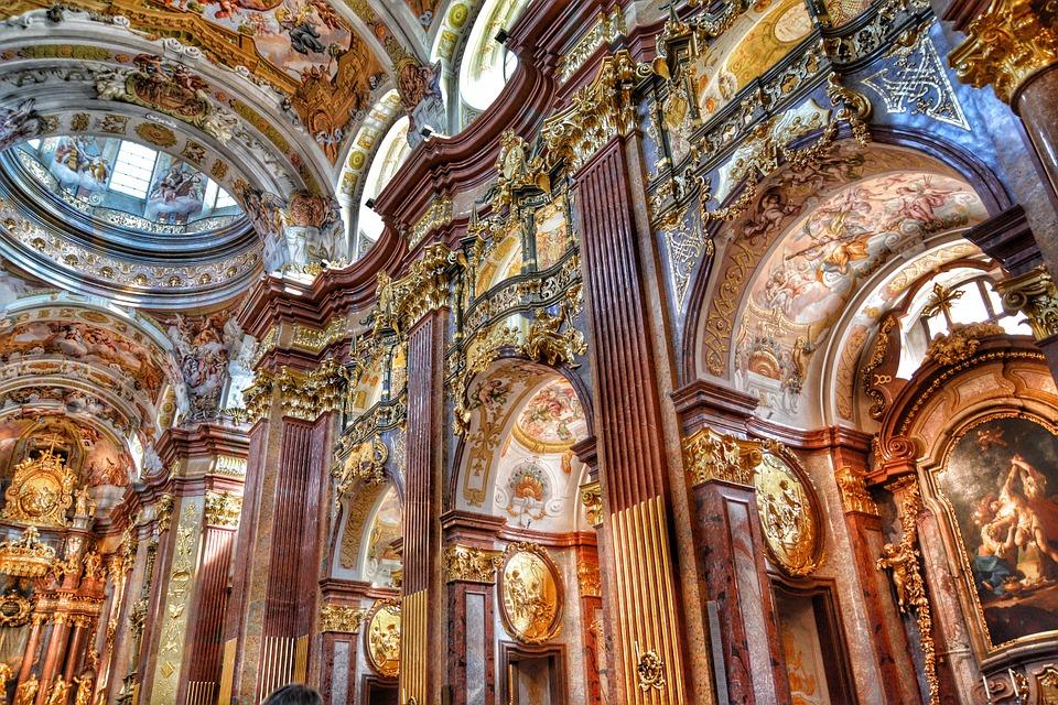 A barokk (A XVI – XVIII. SZÁZAD KORSTÍLUSA)