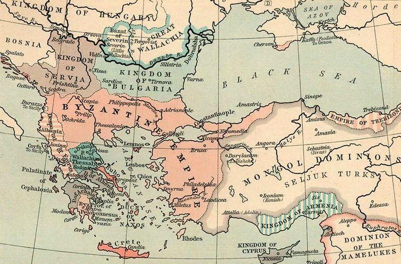 12. század, magyar-bizánci ellentétek