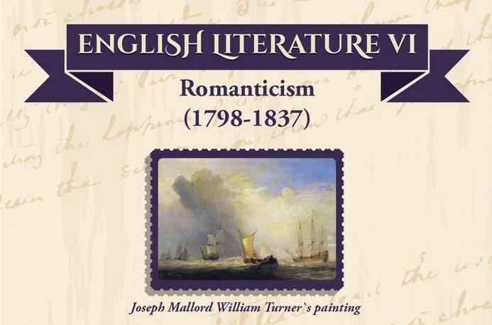 English literature VI – Romanticism
