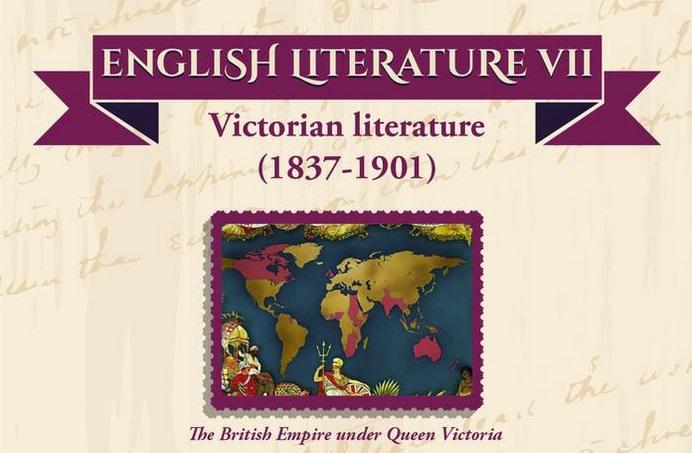 English literature VII – Victorian literature