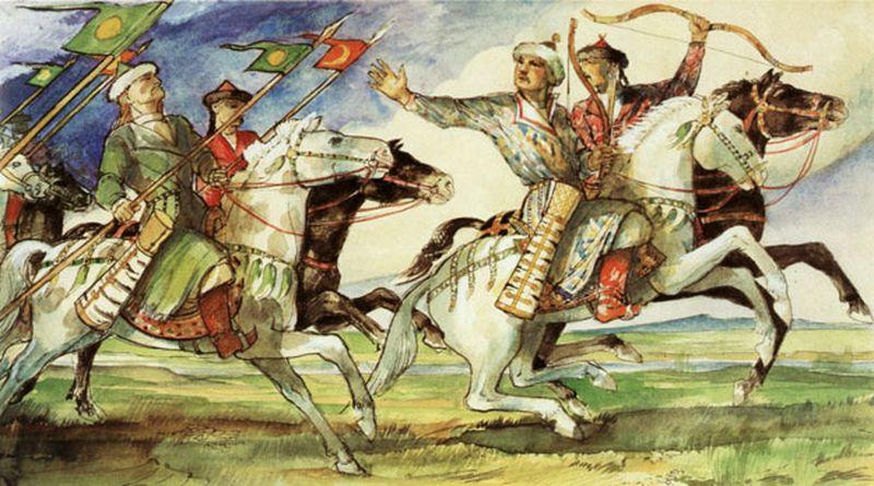 A magyar illetve előmagyar történelem, a magyarság származása